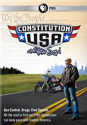 CONSTITUTION USA WITH PETER SAGAL BY SAGAL,PETER (DVD)